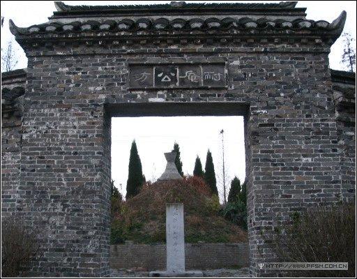 施耐庵陵园图片
